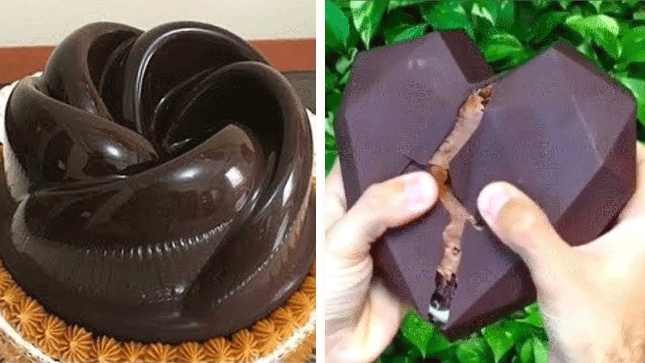 Indulgent Chocolate Cake Recipes | Delicious and Easy Chocolate Cake Tutorials | Mr Cakes
