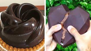 Indulgent Chocolate Cake Recipes   Delicious and Easy Chocolate Cake Tutorials   Mr Cakes смотреть онлайн в хорошем качестве - VIDEOOO