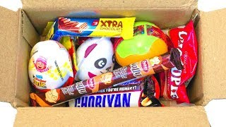 MINI CANDY BOX  Kinder joy and other candies #2