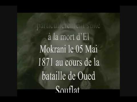Hommage a Cheikh El Mokrani, Cheikh Aheddad et les kabyles déportés  du pacifique