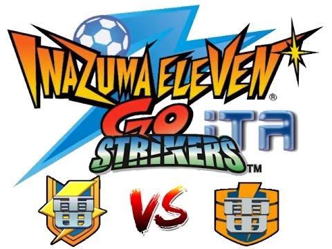 Inazuma Eleven GO Strikers 2013 - Download
