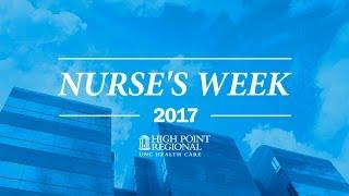 2017 Nurse's Week