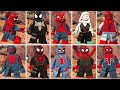 LEGO Marvel Super Heroes 2 All Spider Man Characters Similar Characters mp3