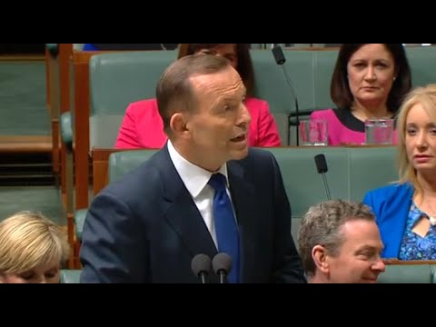 'I don't run a Stalinist party,' Abbott On Same-Sex Marriage Bill, August 12