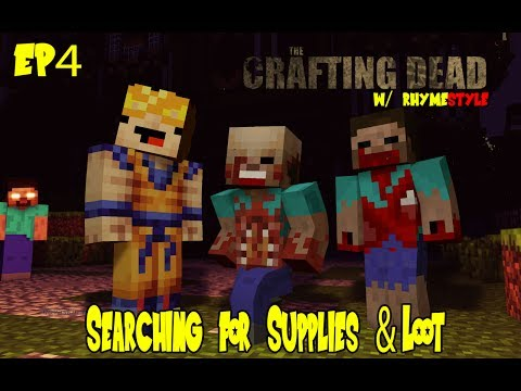 Full download minecraft the walking dead zombies guns for Crafting dead mod download
