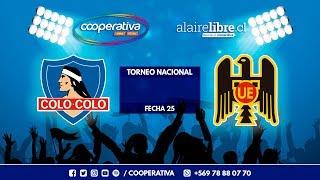 Colo Colo vs Unión Española