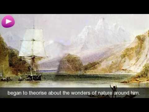 Charles darwin Wikipedia travel guide video. Created by Stupeflix.com