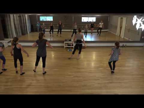 Jazz Choreography 7/26
