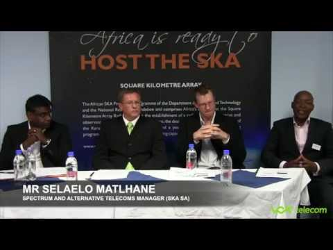 SKA SA and Vox Telecom bring connectivity to rural Northern Cape