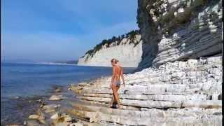 пляж Голубая Бездна Геленджик