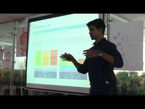 Windows Containers by Hemanth Bidare at DotNet Bangalore Meetup #10