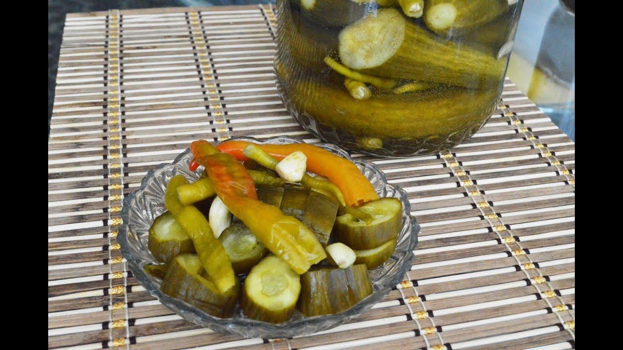 Buzdolabında Salatalık Turşusu Nasıl Yapılır