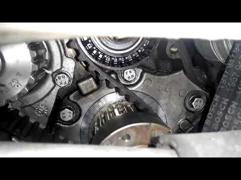 """""""ГТ"""" Установочные метки ГРМ на Citroen, Peugeot двиг. 1.9d (DW8)"""