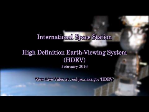 International Space Station HDEV -  eol.jsc.nasa.gov/HDEV/