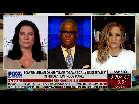 "Powell: Unemployment Rate ""Dramatically Understates"" Deterioration in job Market — Fox Business News"