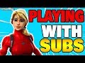 🔴PRO XBOX PLAYER (W/ SUBS!) Fortnite Live Stream Xbox one