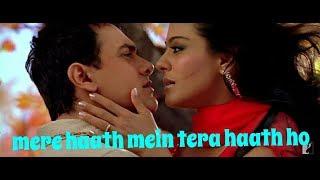 Mere haath mein || whatsapp status video love video song || fanaa ||