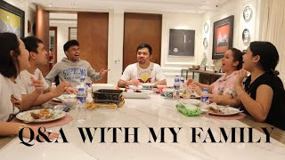 Q&A WITH MY FAMILY! | Mary Pacquiao and Family |