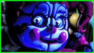 BABY ANIMATRONIC REVEALED! *Official* - FNAF Sister Location Baby Teaser (Five Nights at Freddy's 5)