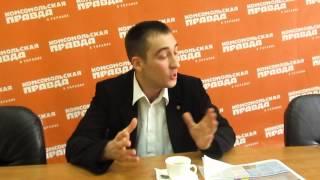 Финалист шоу Мастер шеф 2 Иван Трушкин 1