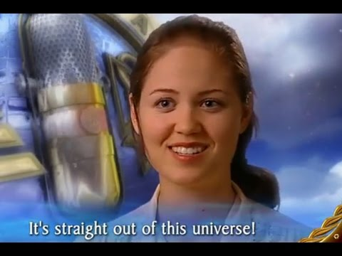 Erika Christensen in wild 2006 Scientology testimonial