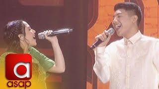 """ASAP: Darren Espanto and Jayda Avanzado sing """"Tatlong Bente Singko"""""""