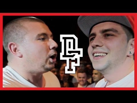 LUNAR C VS OSHEA | Don't Flop Rap Battle