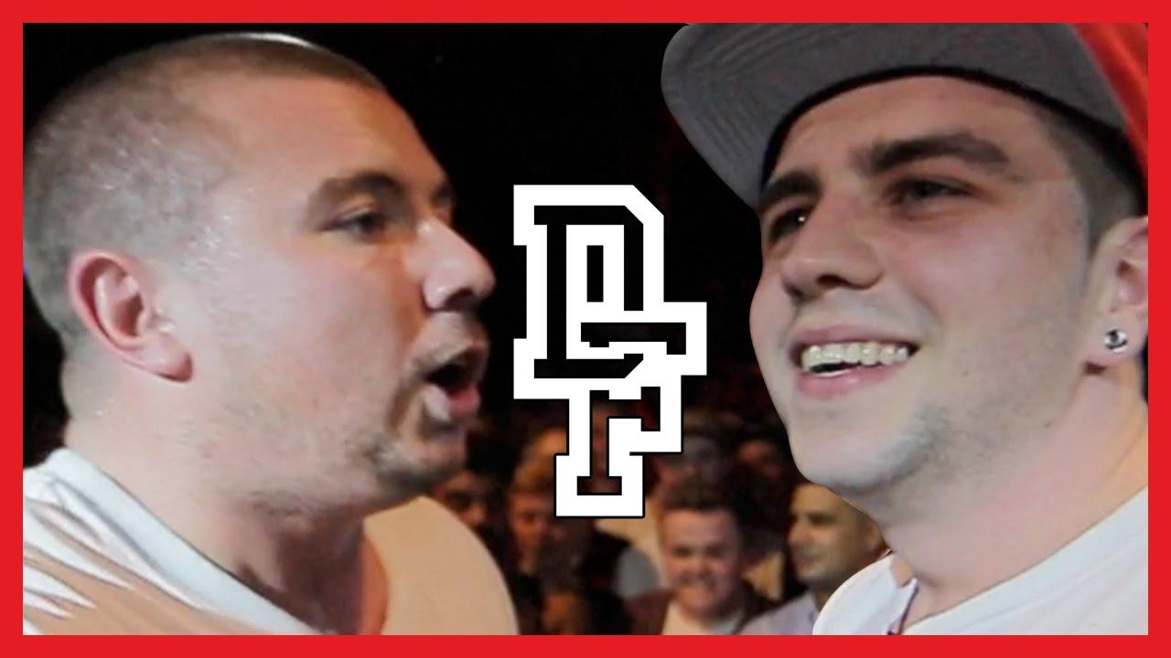 LUNAR C VS OSHEA | Don't Flop Rap Battle