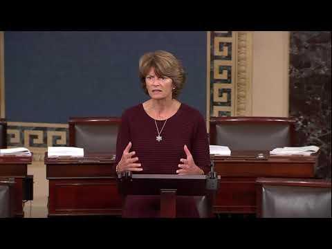 Senator Murkowski Speaks on Senate Tax Reform Bill