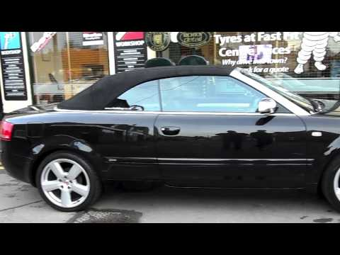 Audi A4 S Line Convertible - Richtoy - HD