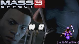 PLAYING DIPLOMAT [Mass Effect 3] Part 8 | D3DM4N GAMING