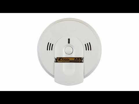 First alert smoke detector chirping 5 times