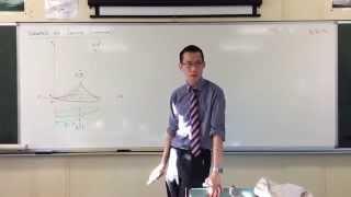 Volumes by Slicing: Rotation around x = 1