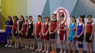 Первенство Москвы по тяжелой атлетике среди юношей и девушек до 16 лет