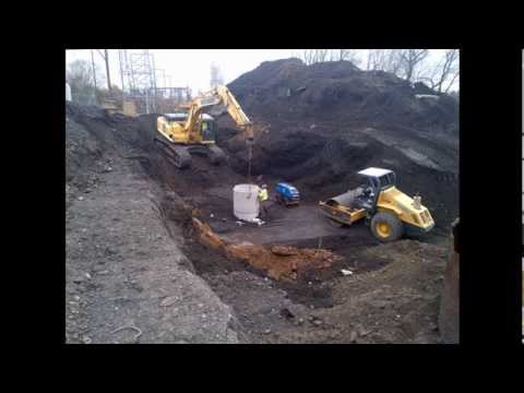 Louis A. Bencardino's and Bencardino Excavating's Winter 2012 - 2013 Projects