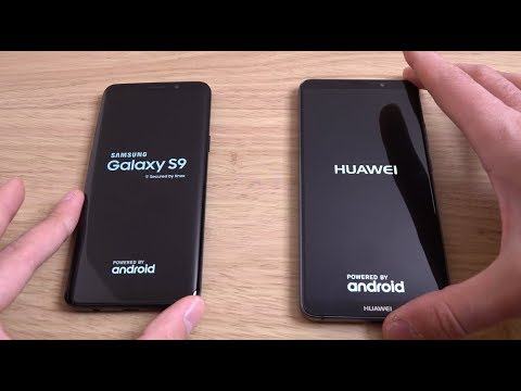 huawei mate 20 pro vs samsung s9 ceny