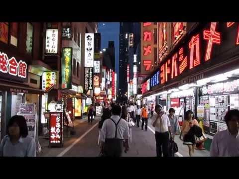 Best of Shinjuku - Tokyo ● 新宿  (Part 1)