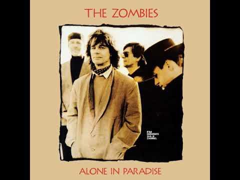 The Zombies - Alone In Paradise (LYRICS)