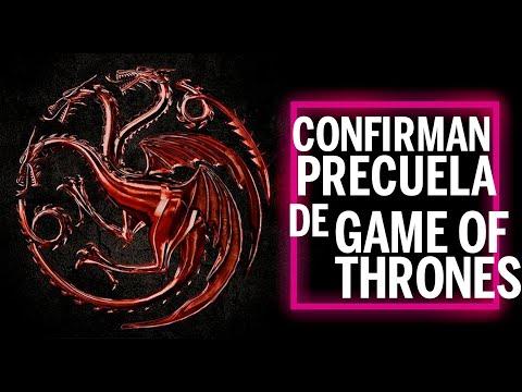 Confirman precuela de Game of Thrones