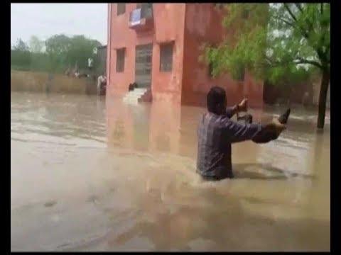 Heavy rains lash Rajasthan's Bikaner