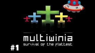Multiwinia: Part #1 - Holy shit a UFO!