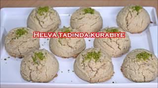 Helva tadında kurabiye nefis ötesi yedikçe yedirten lezzet