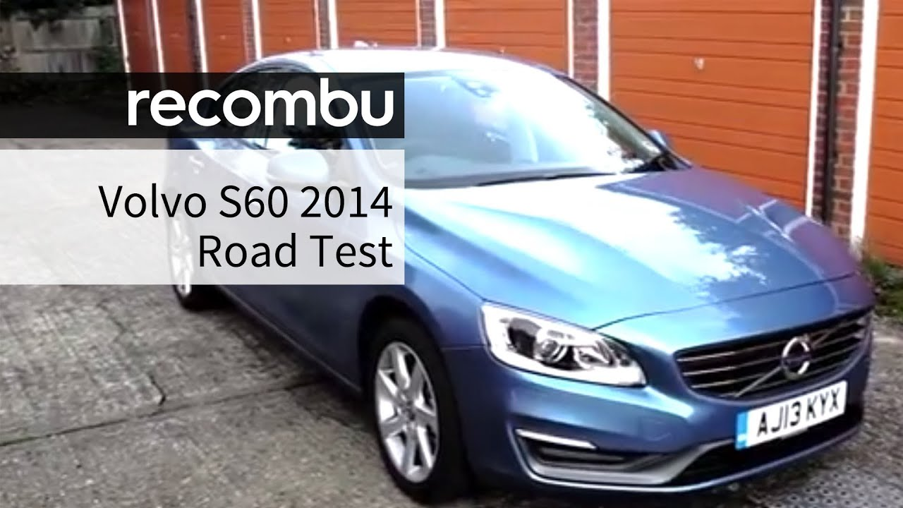 volvo s60 2014 road test sensus connected touch review. Black Bedroom Furniture Sets. Home Design Ideas