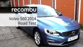 Volvo S60 2014 Road Test + Sensus Connected Touch Review