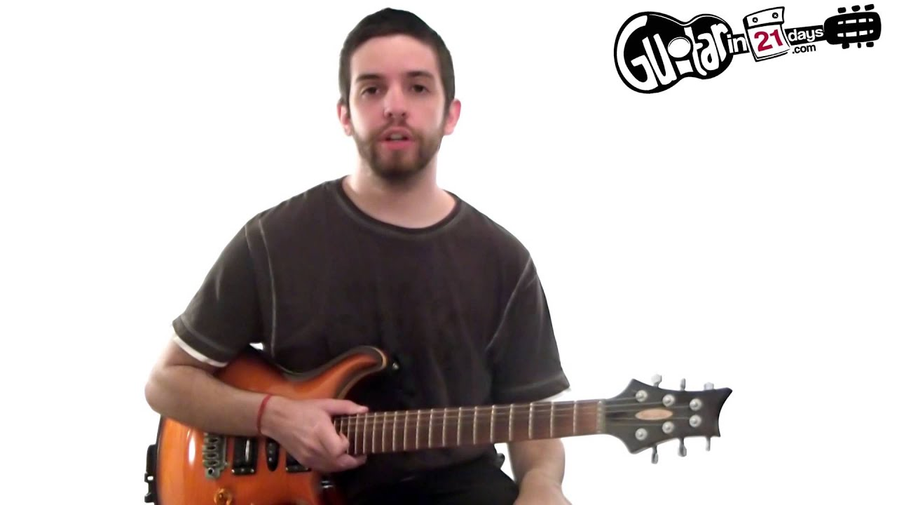 how to play a d minor 7th chord dmin7 on the guitar youtube. Black Bedroom Furniture Sets. Home Design Ideas
