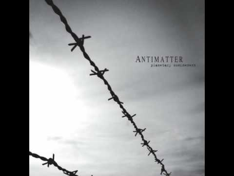 Antimatter - A Portrait of a Young Man as an Artist