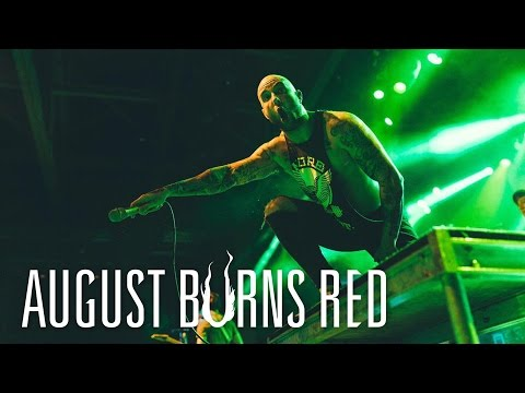 August Burns Red - Majoring In The Minors (Live Video)