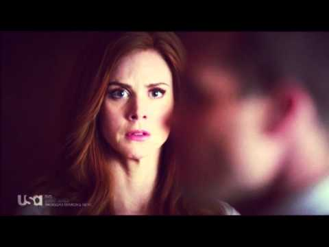 I wouldn't need a second chance ~ Darvey