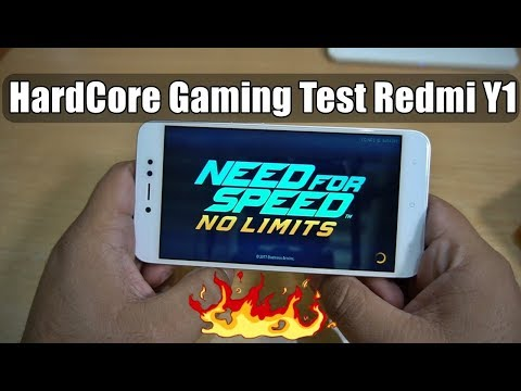 Xiaomi Redmi Y1 Extreme Gaming Test : Hot Like a Oven ?