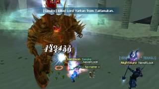 Silkroad Online 2018 Hybird Spear Unique mix and Warlock dagger Pvp mix
